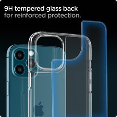 iPhone 12 Pro Max Case Quartz Hybrid