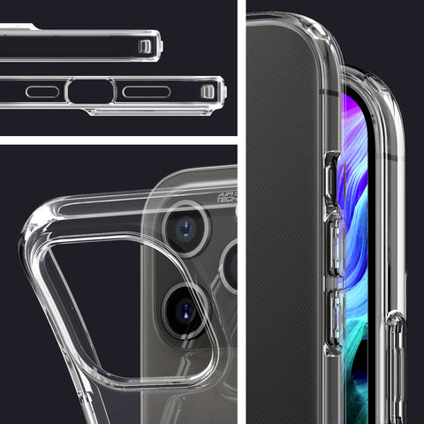 iPhone 12 Pro Max Case Liquid Crystal