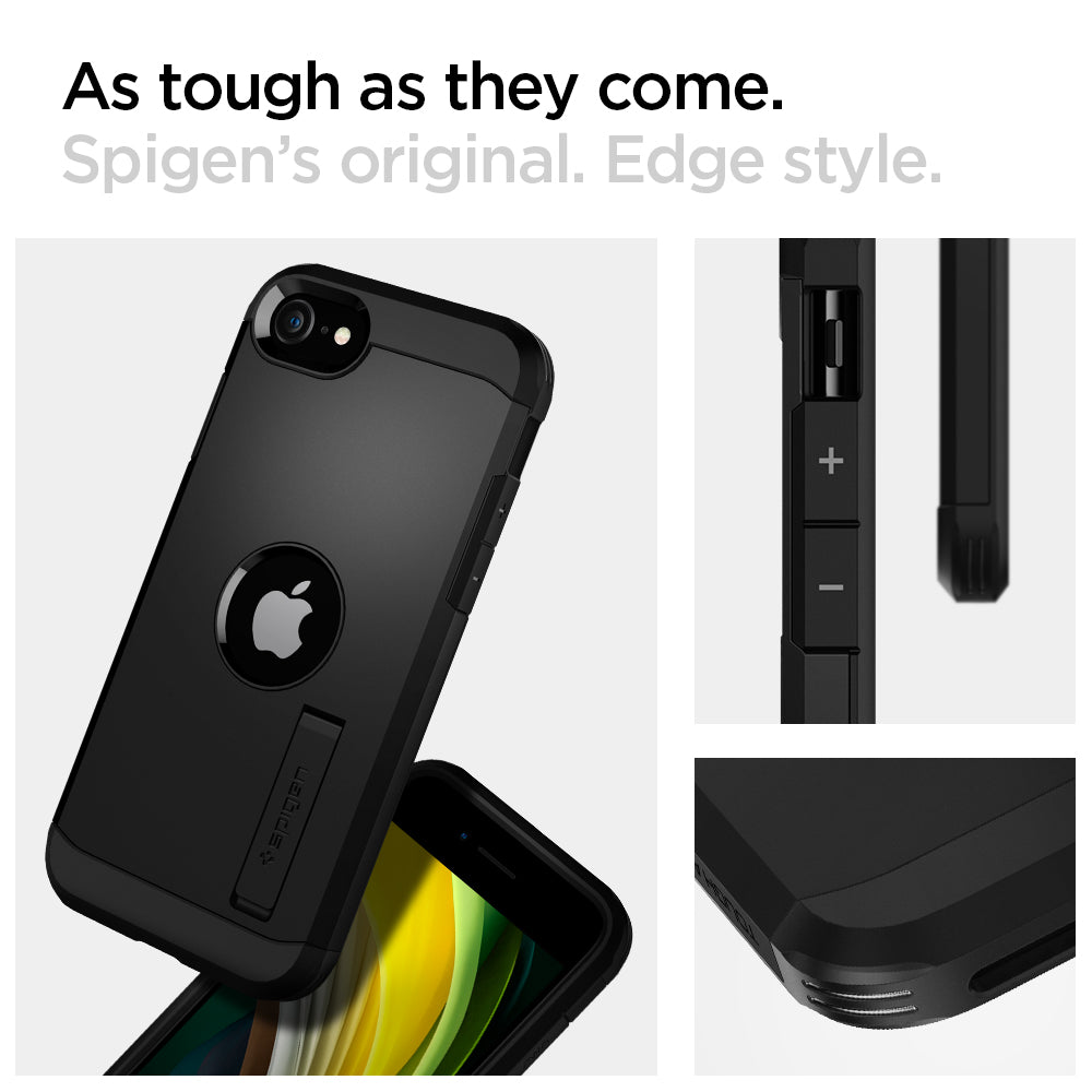 Spigen iPhone SE 2020 Case Tough Armor XP Black ACS00950