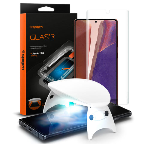 Galaxy Note 20 Screen Protector Glas.tR Platinum 2.0