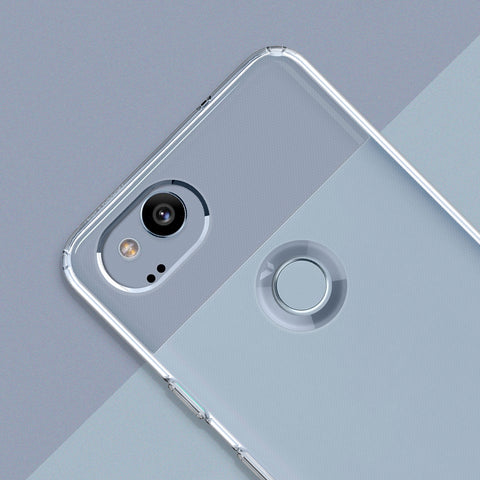 Spigen Google Pixel 2 Case Liquid Crystal Crystal Clear F16CS22272