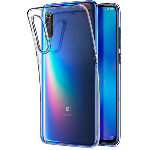 Spigen Xiaomi Mi 9 Case Liquid Crystal Fit Crystal Clear S35CS26087