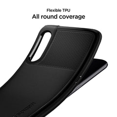 Spigen Xiaomi Mi 9 Case Rugged Armor Matte Black S35CS26089