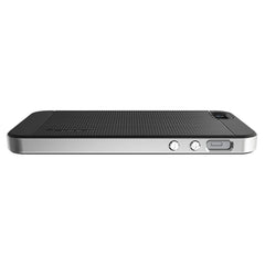 Spigen iPhone SE/5S/5 Case Neo Hybrid Satin Silver 041CS20185