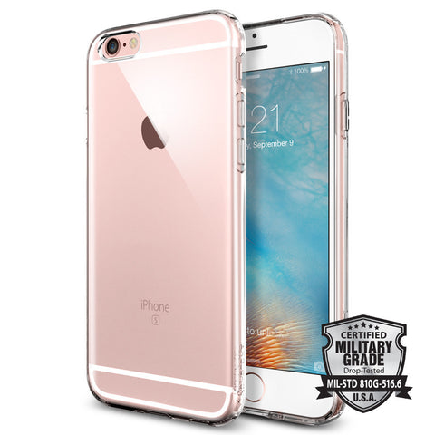 Spigen iPhone 6S / iPhone 6 Case Liquid Air Crystal Clear SGP11753