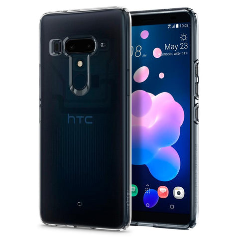 Spigen HTC U12 Plus Case Liquid Crystal Crystal Clear H12CS23357