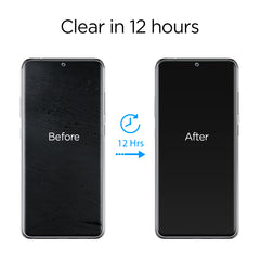 Spigen Galaxy S20 Screen Protector Neo Flex HD (2 Pack) AFL00655