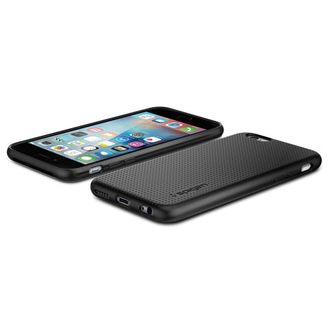 Spigen iPhone 6S / iPhone 6 Case Liquid Air Black SGP11751