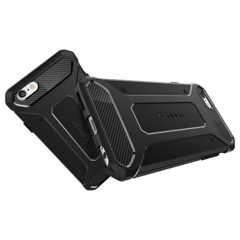 Spigen iPhone 6s/6 Case Rugged Armor™ Black SGP11597