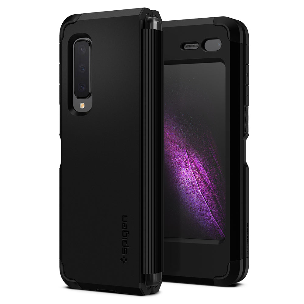 Spigen Galaxy Fold Case Tough Armor Black 615CS26164