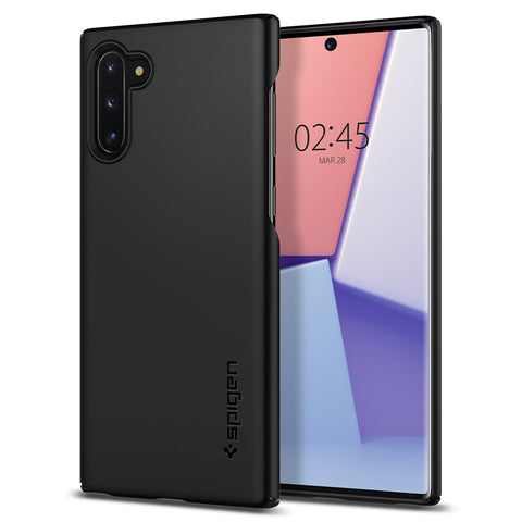 Spigen Galaxy Note 10 Case Thin Fit Black 628CS27368