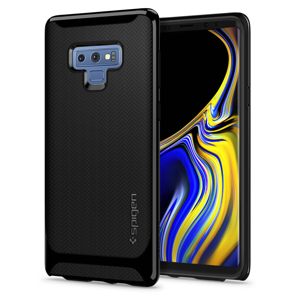 Spigen Galaxy Note 9 Case Neo Hybrid Midnight Black 599CS24578