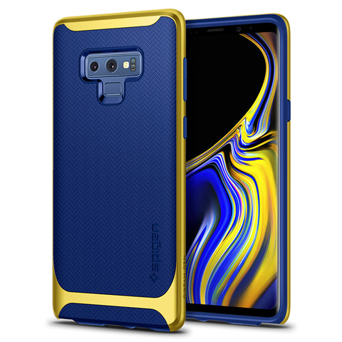 Spigen Galaxy Note 9 Case Neo Hybrid Ocean Blue 599CS25055