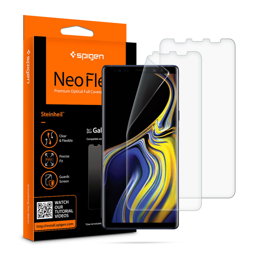Spigen Galaxy Note 9 Film Neo Flex HD (Front 2) 599FL24732