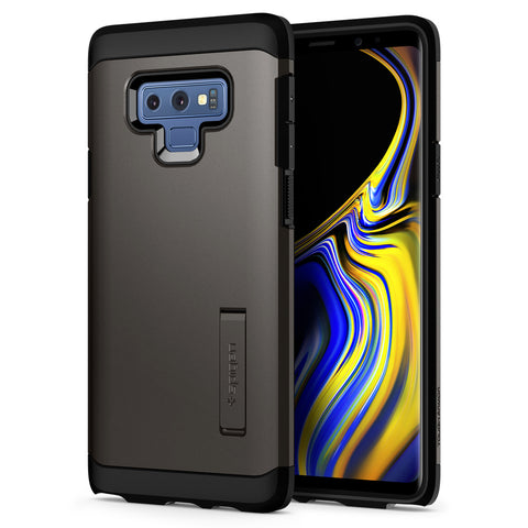 Spigen Galaxy Note 9 Case Tough Armor Gunmetal 599CS24576