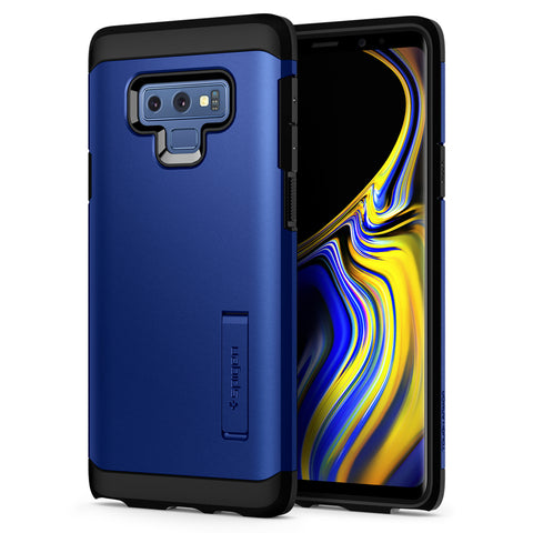 Spigen Galaxy Note 9 Case Tough Armor Ocean Blue 599CS24591
