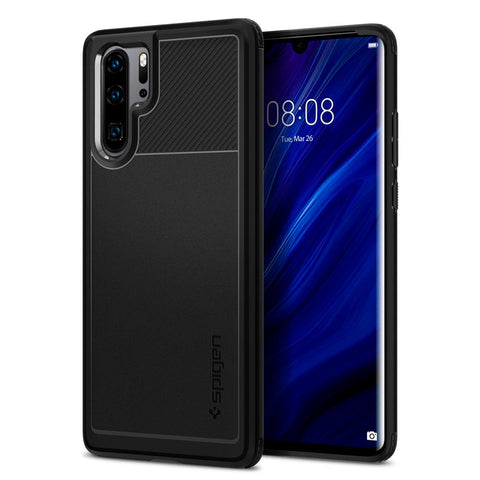 Spigen HUAWEI P30 Pro Case Rugged Armor Matte Black L37CS25725