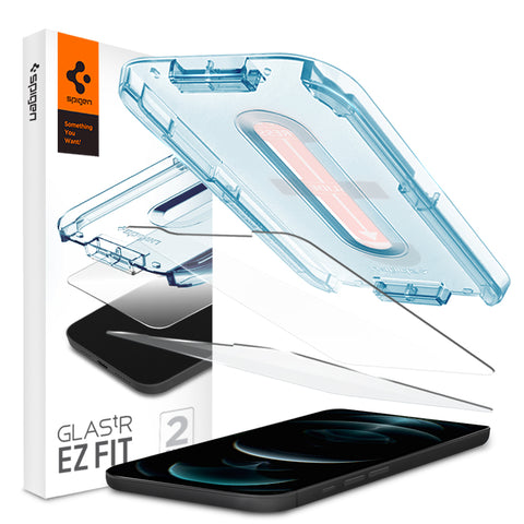 iPhone 12 / iPhone 12 Pro Screen Protector EZ FIT GLAS.tR SLIM