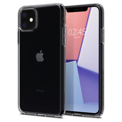 Spigen iPhone 11 Case Liquid Crystal  Space Crystal 076CS27180