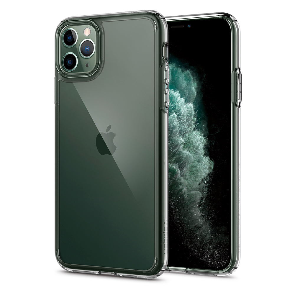 Spigen iPhone 11 Pro Case Ultra Hybrid Crystal Clear 077CS27233