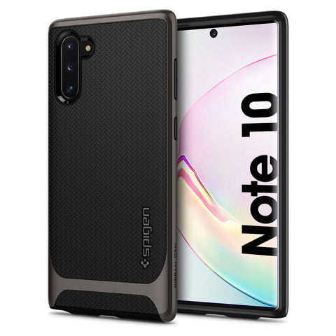 Spigen Galaxy Note 10 Case Neo Hybrid Gunmetal 628CS27382
