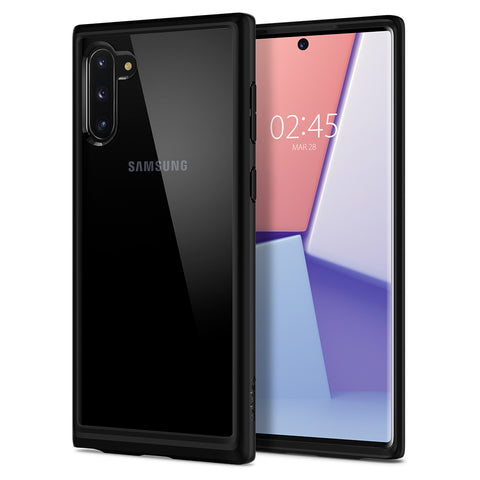Spigen Galaxy Note 10 Case Ultra Hybrid Matte 628CS27376
