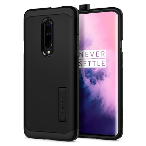 Spigen OnePlus 7 Pro Case Tough Armor Black K09CS26485