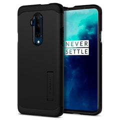 Spigen OnePlus 7T Pro Case Tough Armor Black ACS00342
