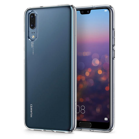 Spigen HUAWEI P20 Case Liquid Crystal Crystal Clear L21CS23081