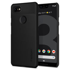 Spigen Google Pixel 3 XL Case Thin Fit Black F20CS25028