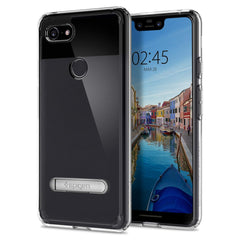 Spigen Google Pixel 3 XL Case Ultra Hybrid S Crystal Clear F20CS25023