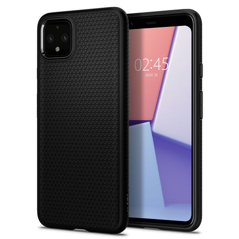 Spigen Google Pixel 4 XL Case Liquid Air Matte Black F25CS27547