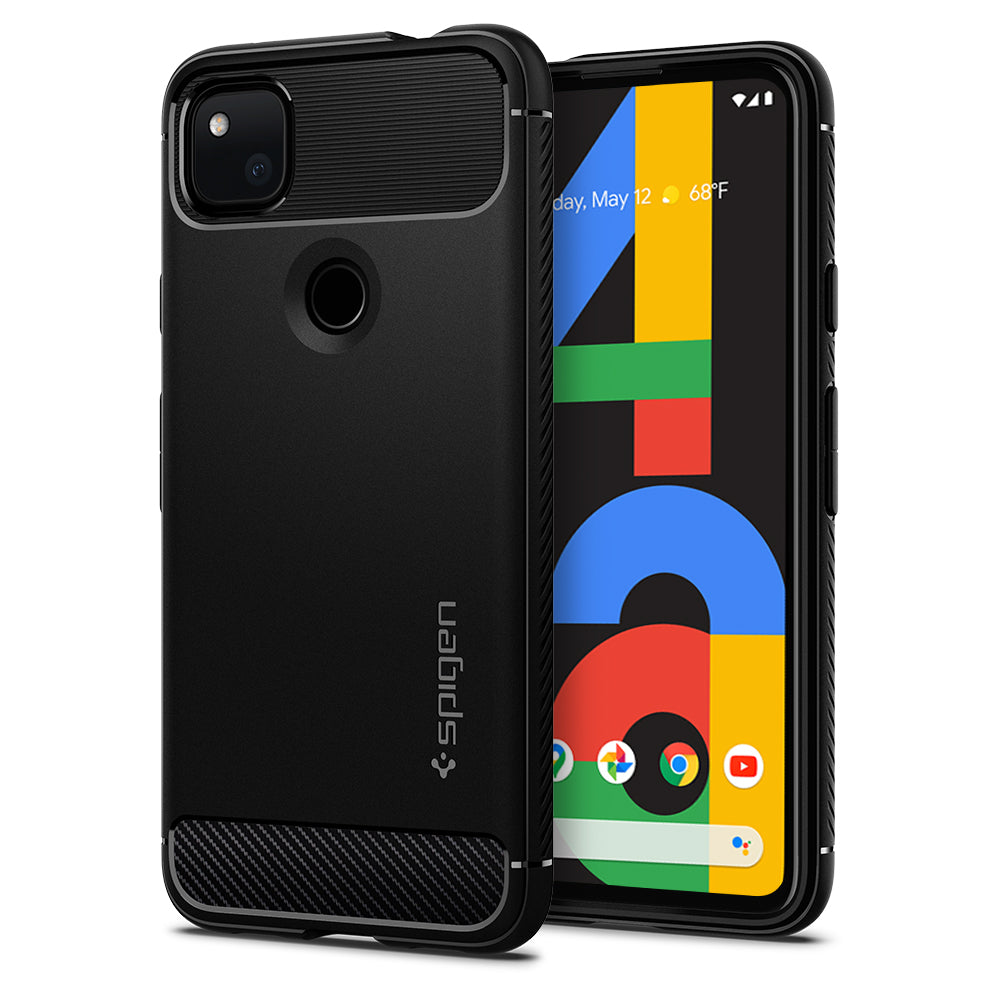 Google Pixel 4a Case Rugged Armor