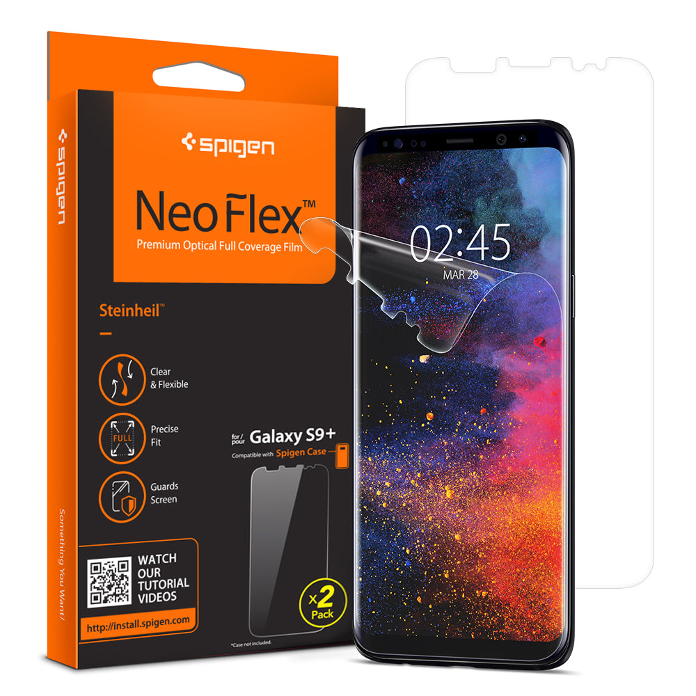 Galaxy S9 Plus Screen Protector Neo Flex