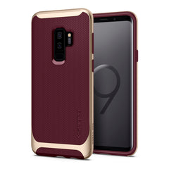 Spigen Galaxy S9+ Case Neo Hybrid Burgundy 593CS22944