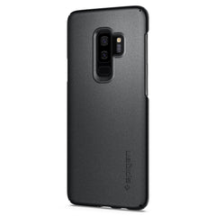 Spigen Galaxy S9+ Case Thin Fit Graphite (SF) 593CS22910