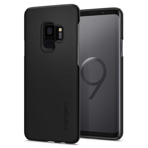 Spigen Galaxy S9 Case Thin Fit Black (SF) 592CS22821
