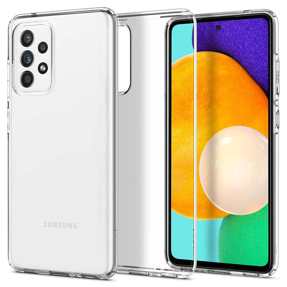 Galaxy A52 / Galaxy A52 5G Case Liquid Crystal