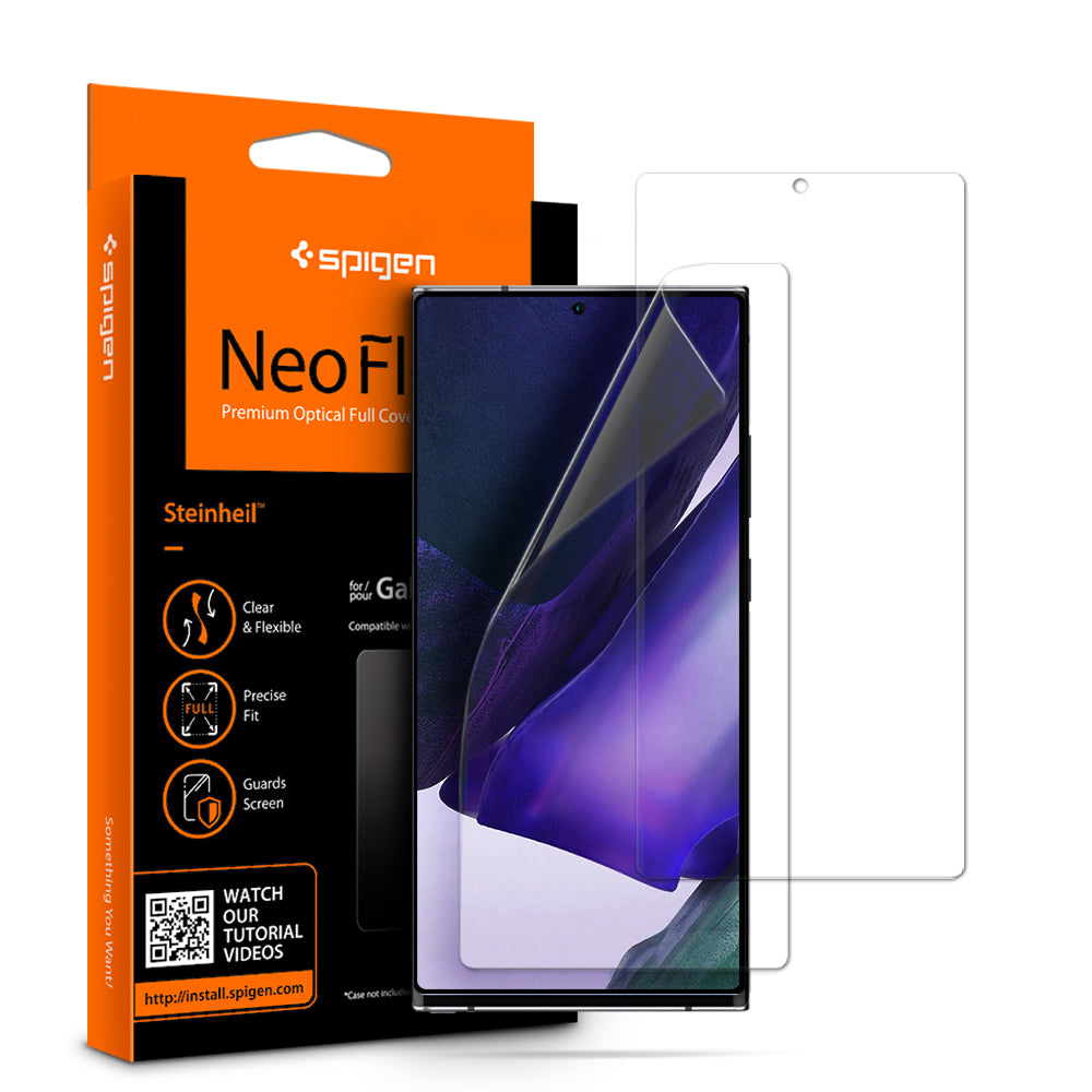 Galaxy Note 20 Ultra Screen Protector Neo Flex (2 Pack)