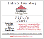 Fifty's Diner  Wax Melts