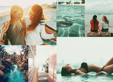 Carica l'immagine nel visualizzatore di Gallery, 18 Melon Summer LUTS Pack Photography Presets Lightroom CameraRaw Photoshop Lumafusion