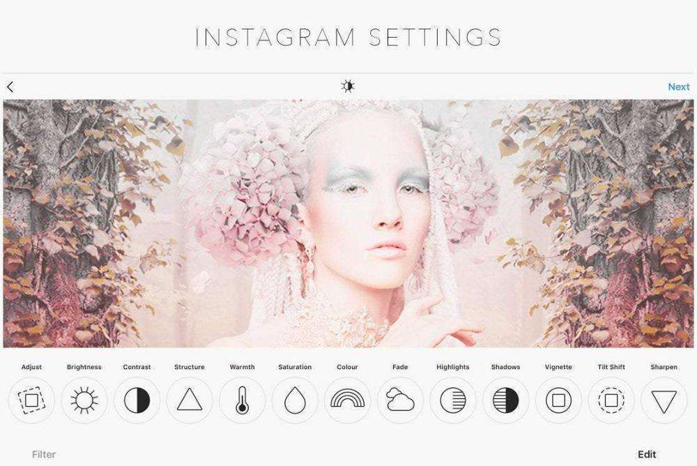 30 Instagram Presets Camera Raw Photography Filters