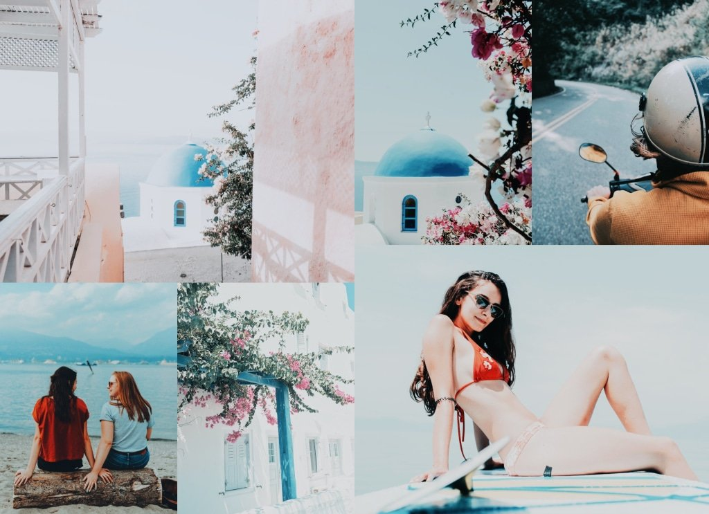 31 Bora Bora Summer LUTS Pack Photography Presets Lightroom CameraRaw Photoshop Lumafusion