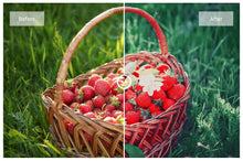 Load image into Gallery viewer, 33 Photography Pro Presets Photoshop Actions Professional Photography ATN One Click Color Correction
