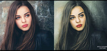 Load image into Gallery viewer, Digital Watercolor Painting Effect Photoshop Actions Photo To Painting Photo To Watercolor Painting Digital Watercolor Painting Photoshop Actions