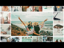 Load and play video in Gallery viewer, 18 Melon Summer Presets Photography LUTS