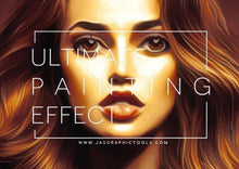 Load image into Gallery viewer, Ultimate Painting Effect Actions Photo To Painting Turn Photos Into Paintings Photoshop Painting Actions Digital Painting