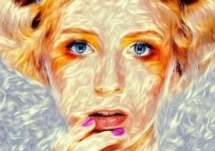 Impressionist Oil Painting Effect Actions