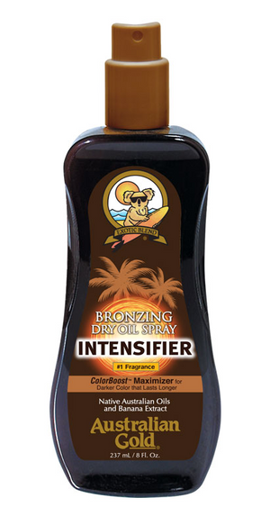 Dry Oil Intensifier