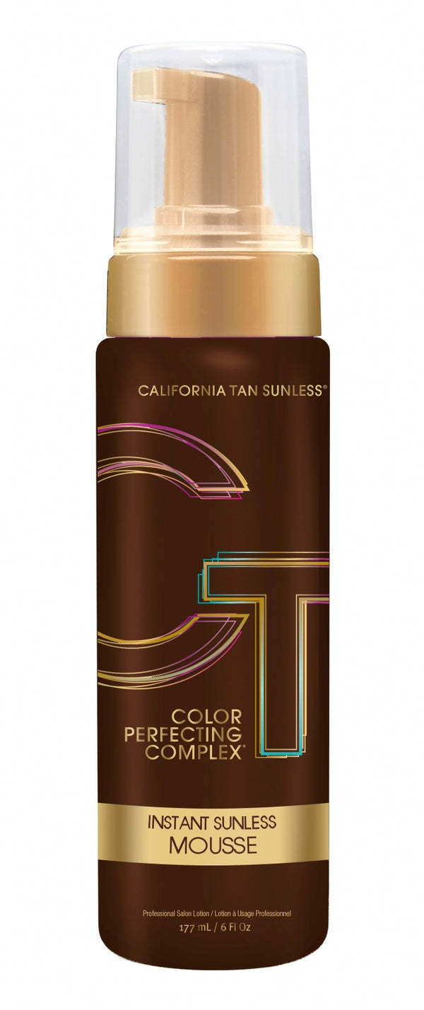 CPC Instant Sunless Mousse